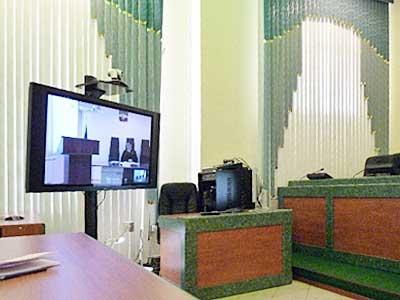 Образец ходатайства в арбитражный суд о видеоконференцсвязи